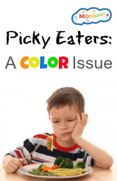 Picky Eaters via MOMables.com