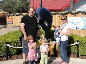 family sea world 1