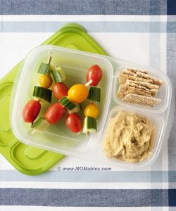 MOMables Greek hummus recipe