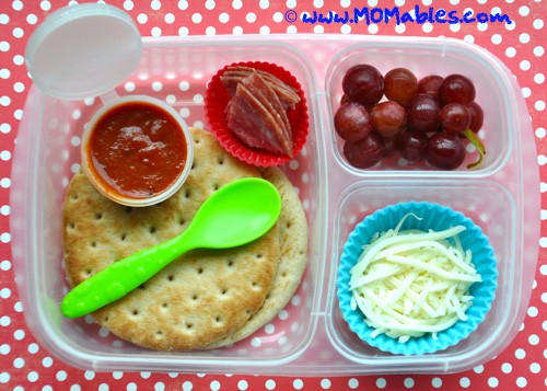 These Pizza Lunchables are healthy and