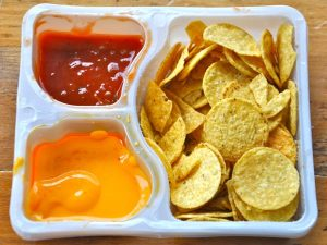 Boxed Nacho Lunch