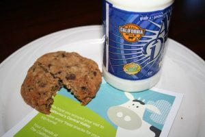 milk and cookies anyone?