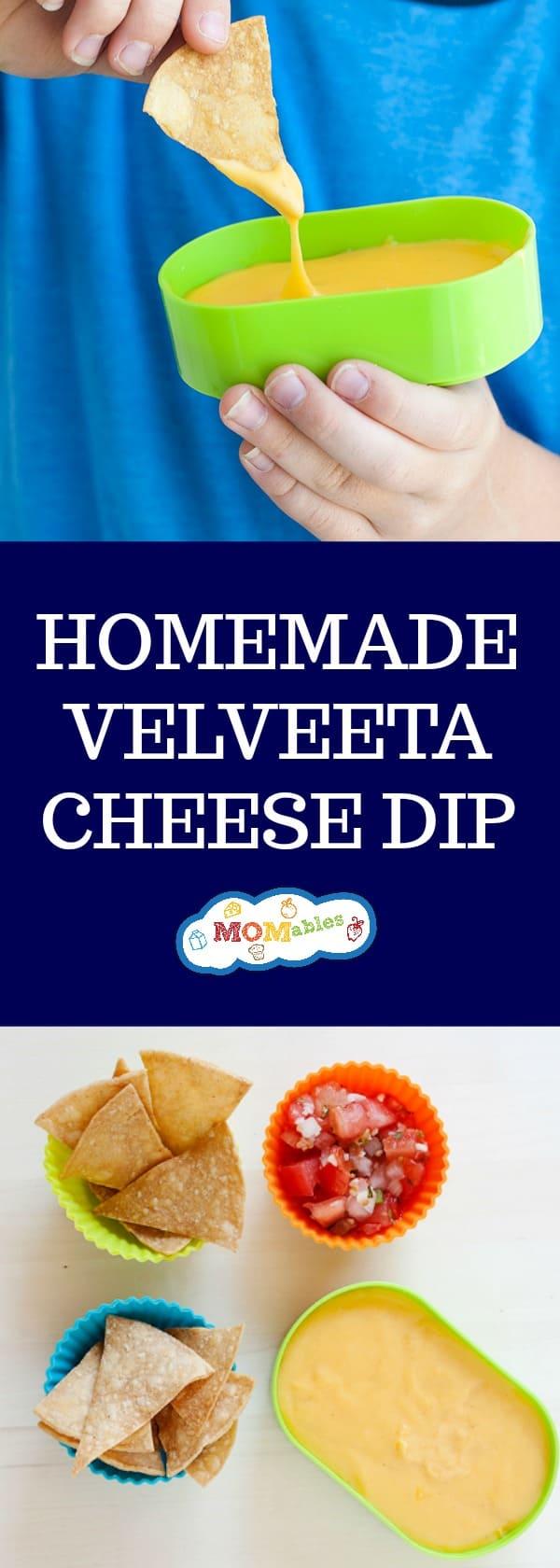 Homemade Velveeta Recipe