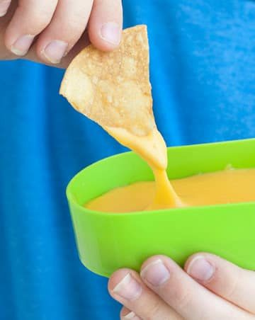 Homemade queso with real ingredients is here! Also known as homemade Velveeta cheese. Grab the recipe and use it as you normally would!