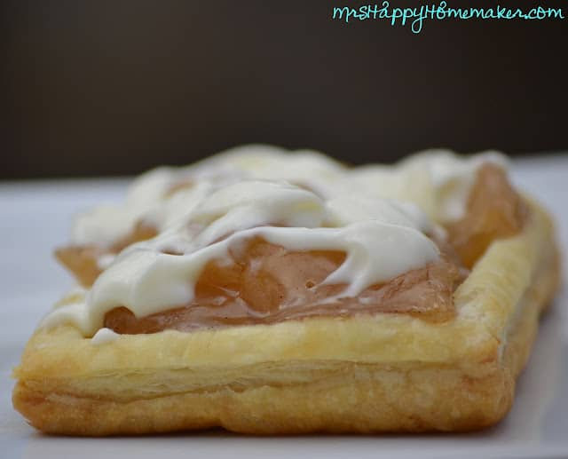 Homemade Apple Toaster Strudels - MOMables® - Healthy School Lunch Ideas