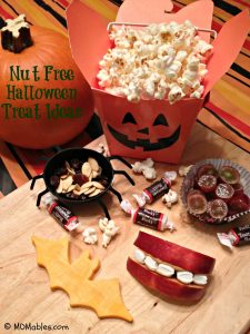 Nut Free Halloween School Treat Snack Ideas MOMables
