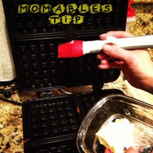 How to Grease a Waffle Maker