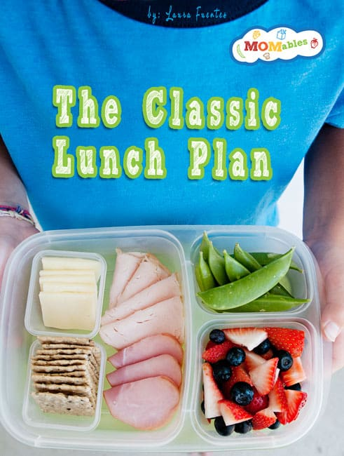 MOMables classic lunch plan