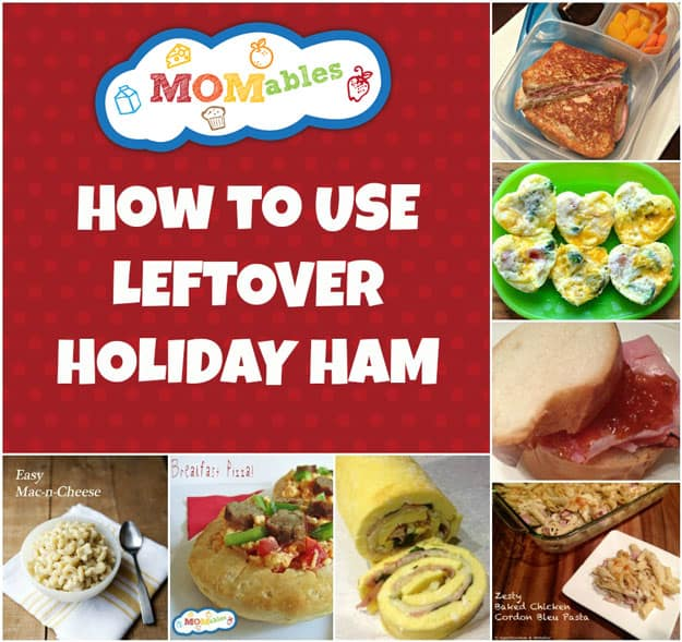 Leftover Baked Ham Recipes