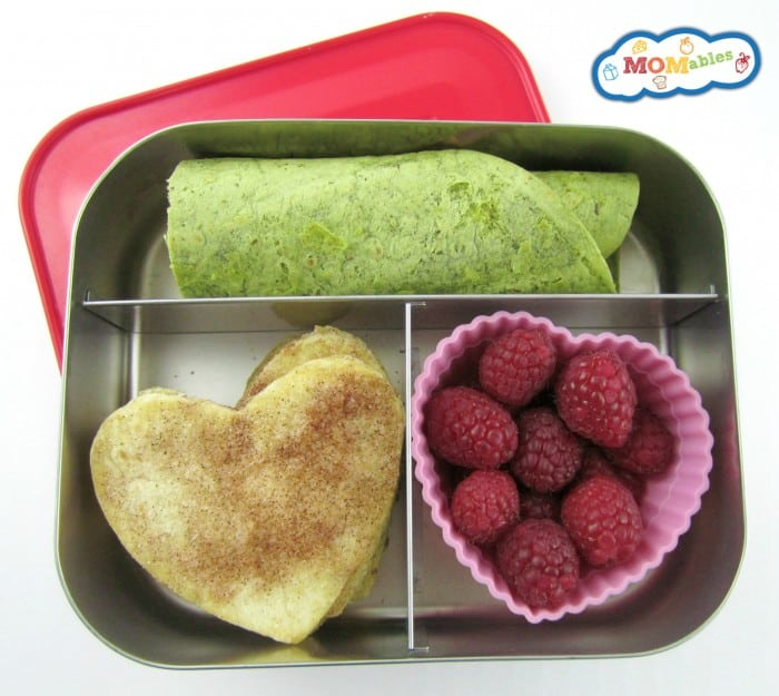 Baked chips in Lunchbox MOMables