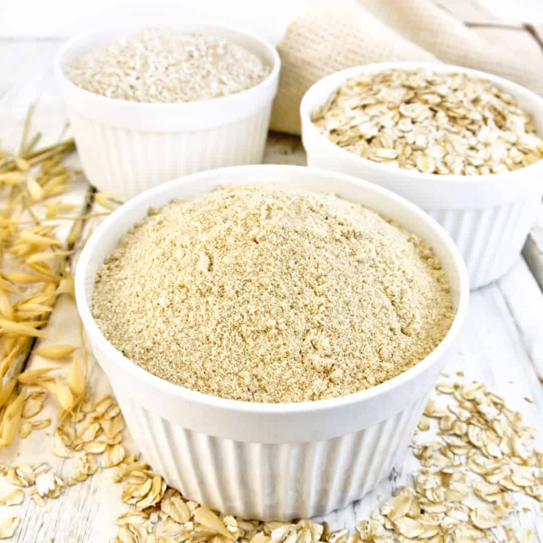 How to Make Oat Flour - the Simple Way