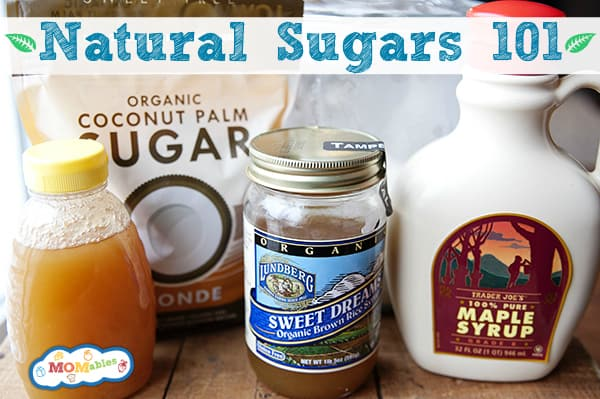 natural white sugar substitutes - MOMables.com