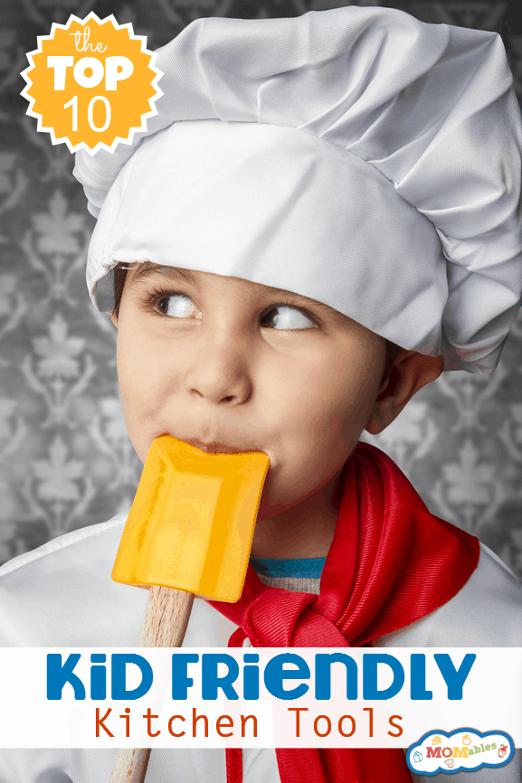 10 Kid Friendly Kitchen Tools Little Helpers Should Have
