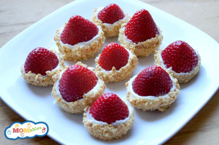 How to make easy cheesecake bites