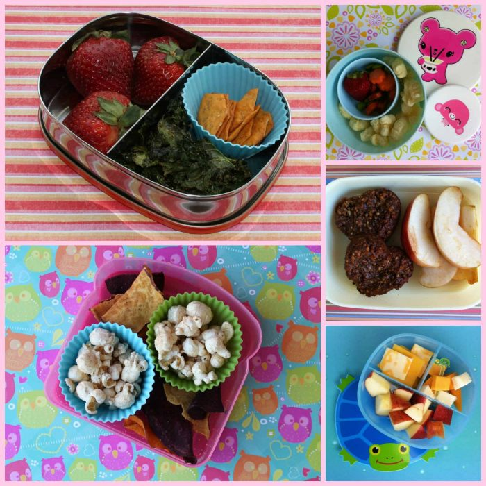 20 summer camp snacks week 1