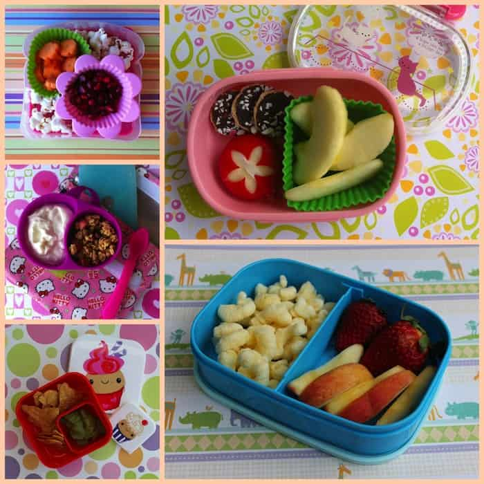 20 summer camp snacks week 2