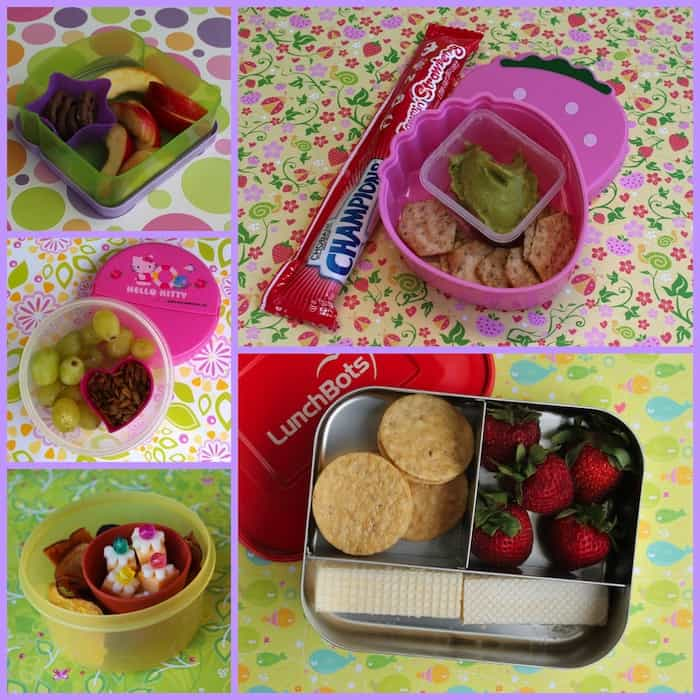 20 summer camp snacks week 4
