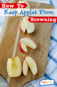 How To Keep Apples From Browning 2