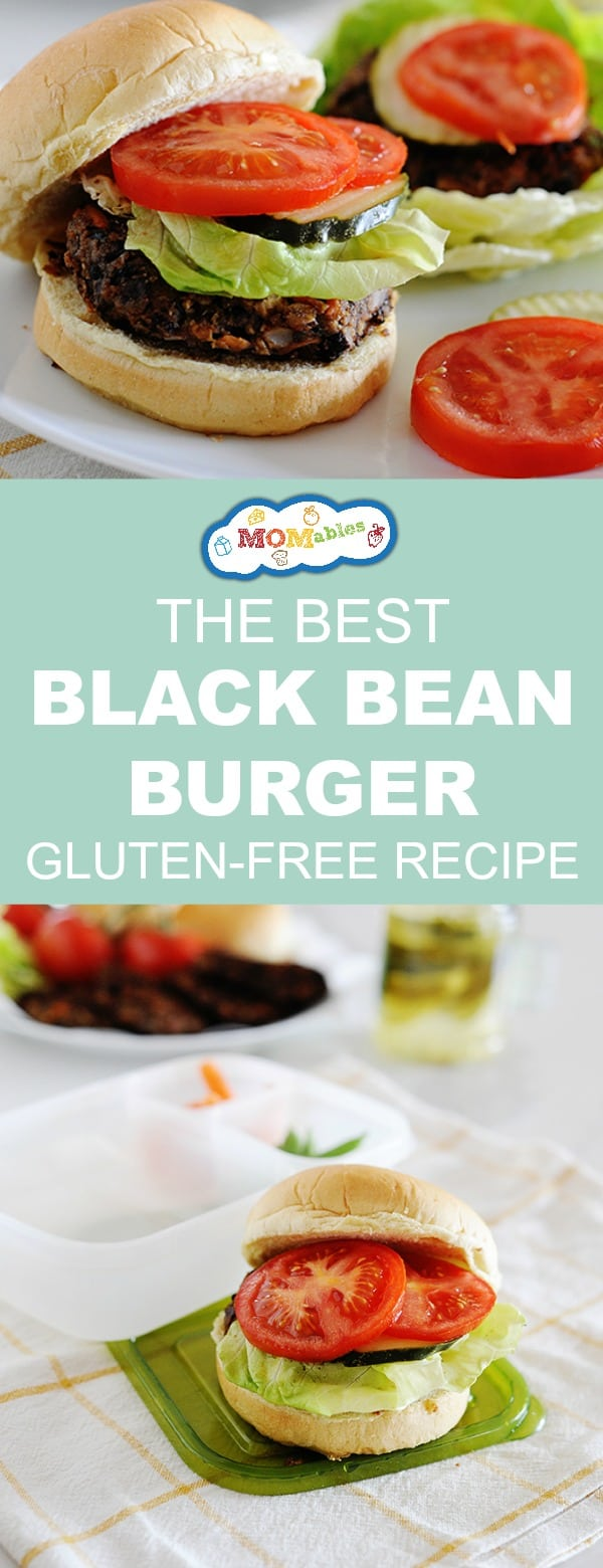 These meatless, easy-to-make black bean veggie burgers pack a hearty and delicious bite. Even better, this recipe can be made ahead of time and frozen!