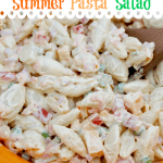 Summer Pasta Salad - MOMables.com