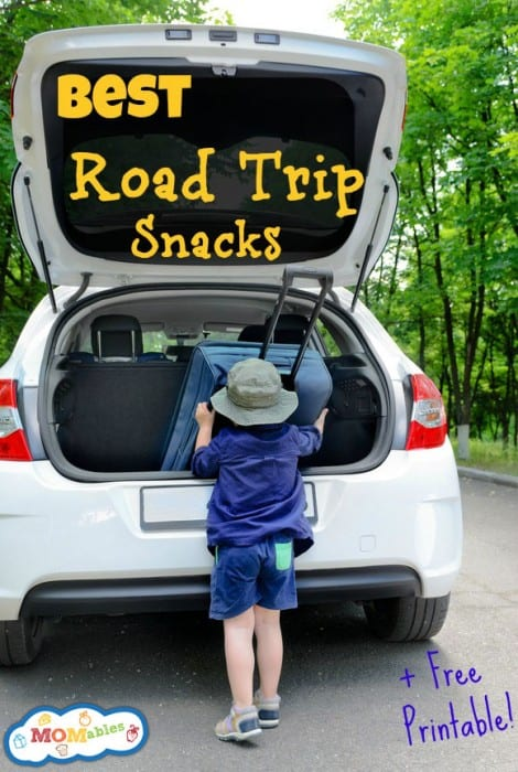 The Best Snacks To Bring On A Road Trip Talaschu