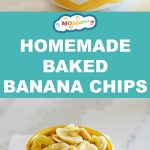 Want to know how to make healthy banana chips? In the oven of course! Turn over-ripe bananas into a delicious snack.