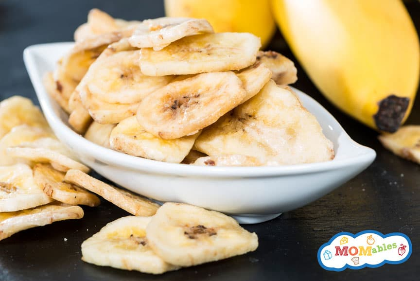 homemade banana chips plantain chips