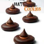 witches hat cookies via MOMables.com