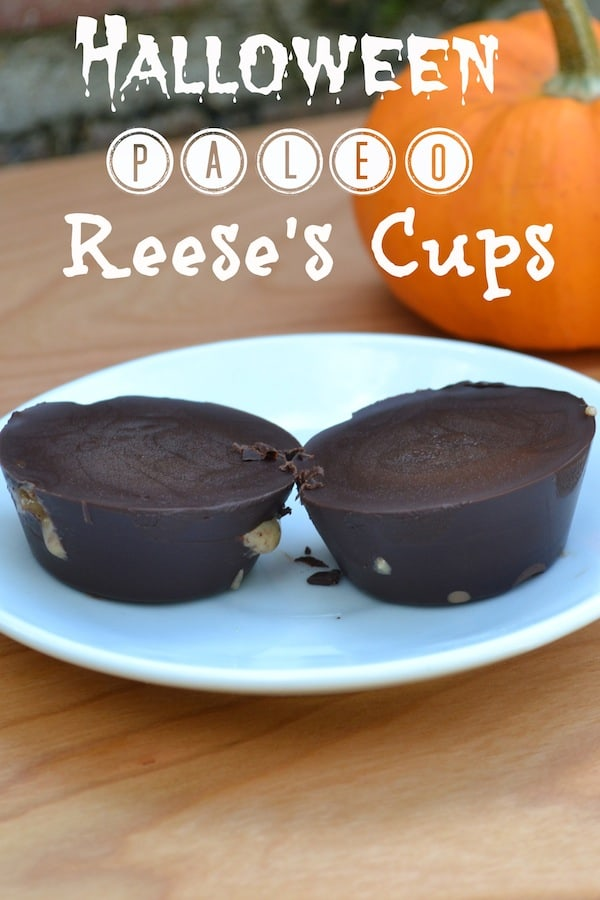 Paleo Reese's Cups