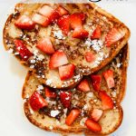 eggless french toast vertical