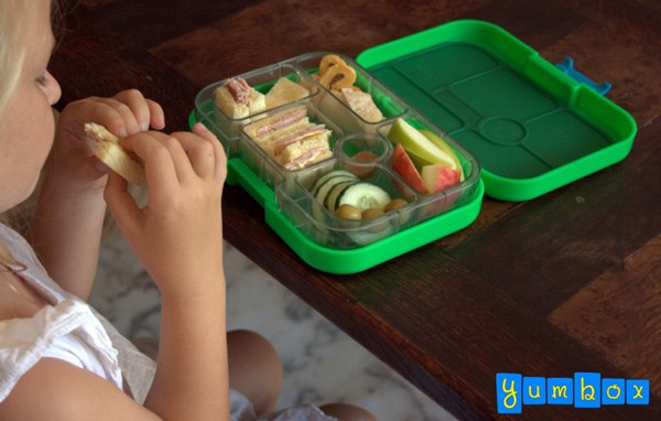 yumbox lunchbox review. Black Bedroom Furniture Sets. Home Design Ideas