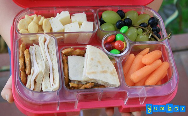 yumbox leakproof bento lunch box container panino pomodoro. Black Bedroom Furniture Sets. Home Design Ideas