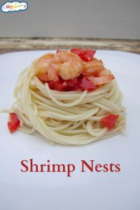 shrimp nests