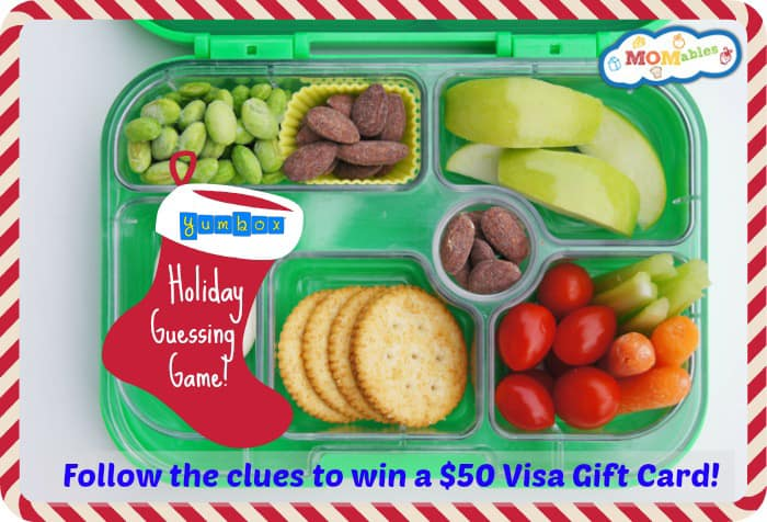 Yumbox Holiday Guessing Game (Closed)