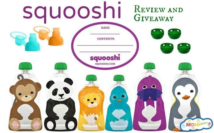 squooshi review and giveaway