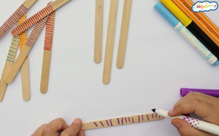 diy popsicle sticks