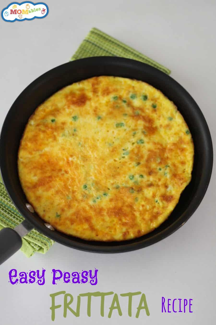easy peasy frittata recipe