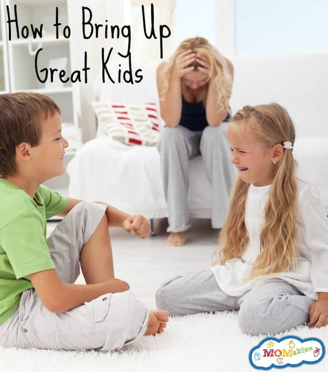 How to Bring Up Great Kids Podcast | MOMables.com
