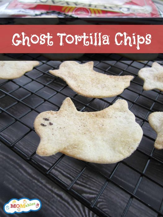 ghost tortilla chips