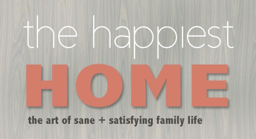 Tips for Building a Happy Home Podcast | MOMables.com