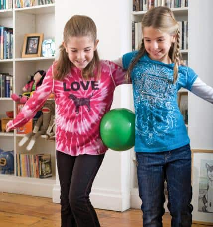 Indoor Activity Game - Hip Waddle