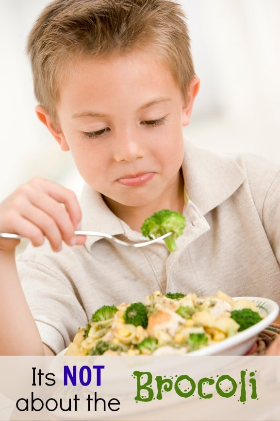 Teaching Your Kids Healthy Eating Habits (Podcast)