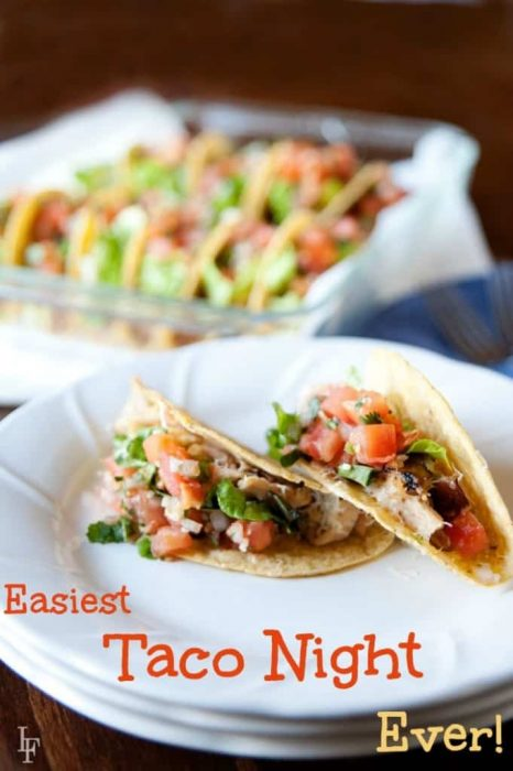 Easiest Taco Night Ever!