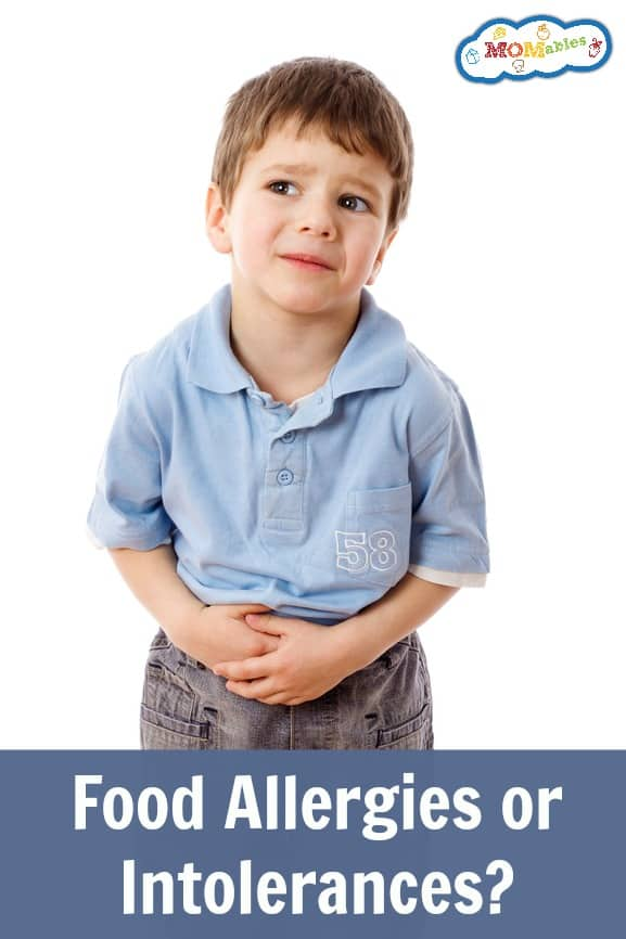Does Your Child Have Food Allergies or an Intolerance?