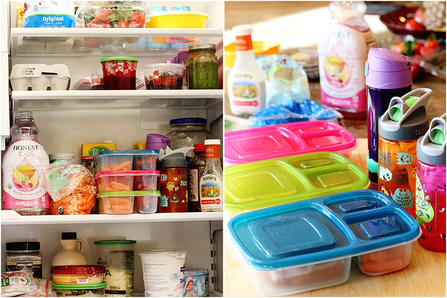 school lunches can be made ahead of time when you have easy recipes and the know-how! MOMables has tons of ideas http://bit.ly/foodkidslove
