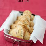 easy cherry hand pies perfect for kids!