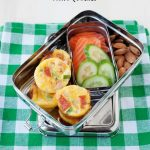 Pizza Mini Quiches - MOMables.com