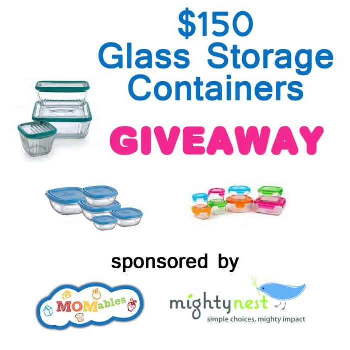 glass storage giveaway mighty nest