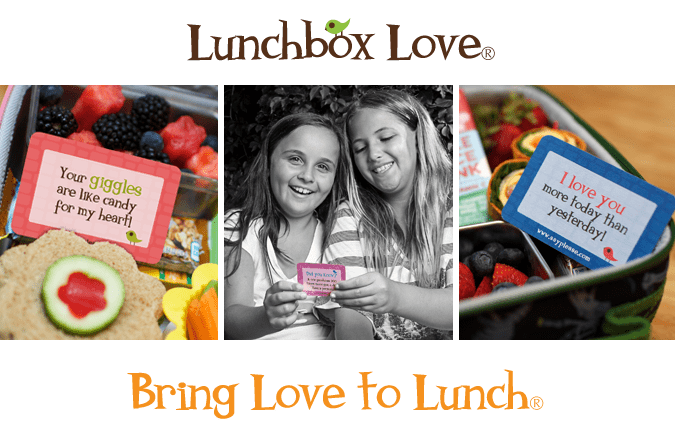 Lunchbox Love - Bring Love to Lunch