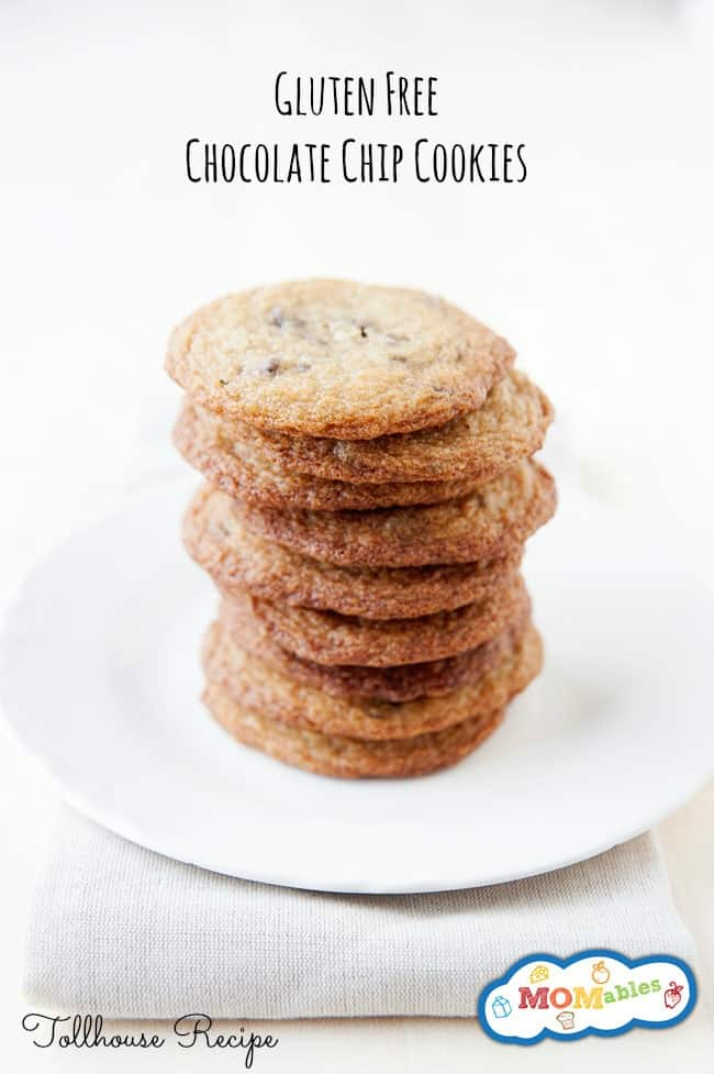 Gluten Free Toll House Chocolate Chip Cookie Recipe